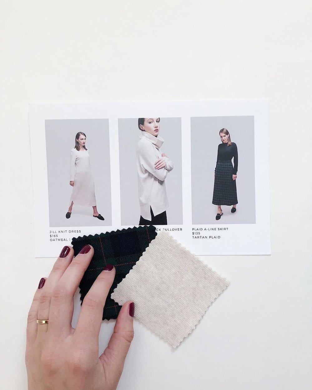 Mimi's designs + fabrics