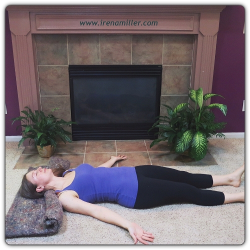 Restorative Yoga Relieve Headache Irena