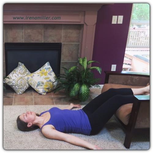 Restorative Yoga Help Insomnia Irena