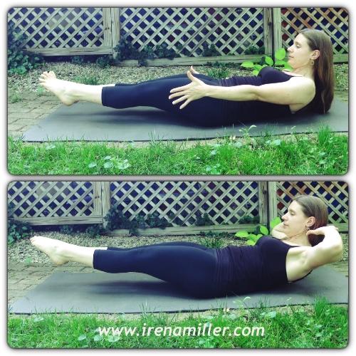 ardha navasana half boat irena yoga