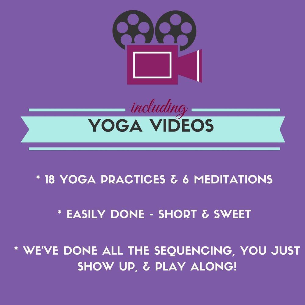yoga videos irena