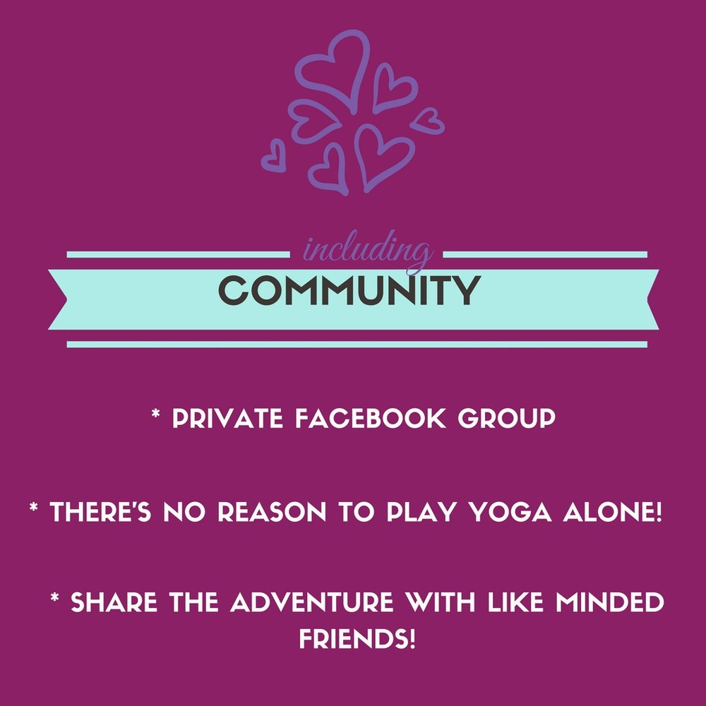 facebook yoga group irena