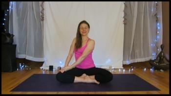 irena yoga sankalpa mudra manifest