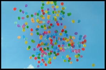 balloons irena yoga
