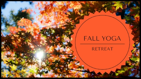 fall yoga retreat irena