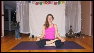 Yoga with Irena