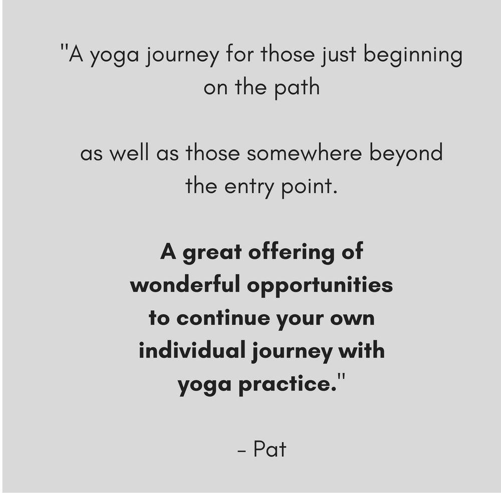 www.irenamiller.com Yoga with Irena