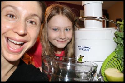 How to make green juice. www.irenamiller.com