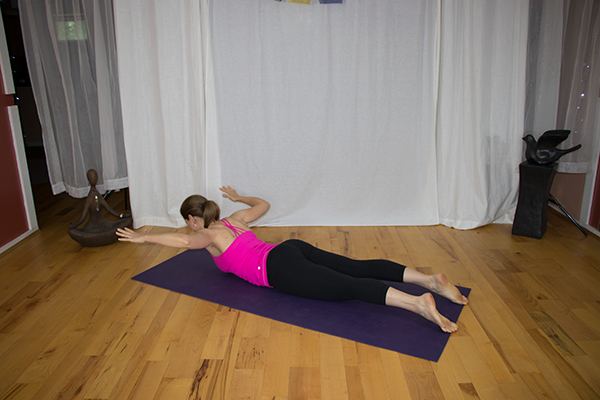 Yoga for a Strong Back www.irenamiller.com