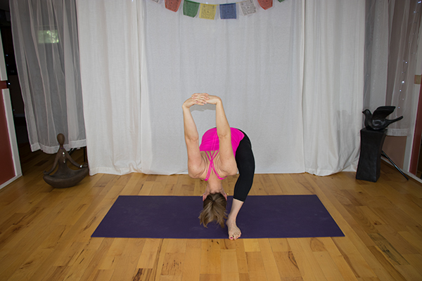 Yoga for Strong Back, Core, and Legs. www.irenamiller.com