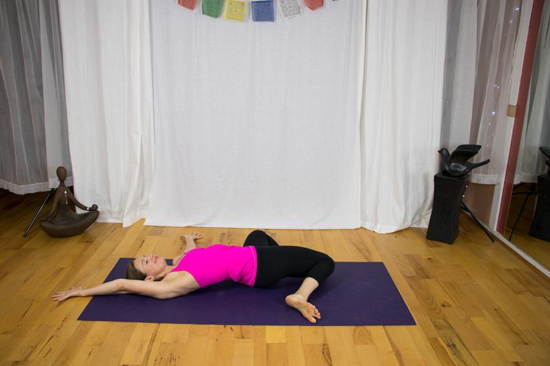 yoga for lower back pain www.irenamiller.com