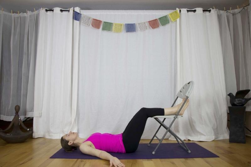 yoga for a good night's sleep www.irenamiller.com