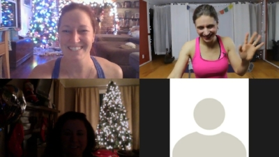 the Live experience of yoga in your own home! Yoga Club with Irena Miller. www.irenamiller.com