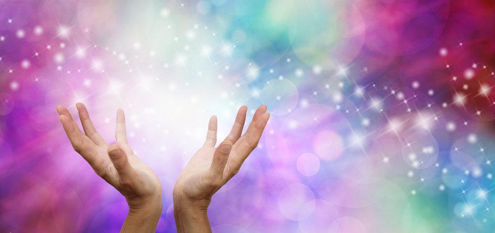 Healing Energy with Irena Miller www.irenamiller.com