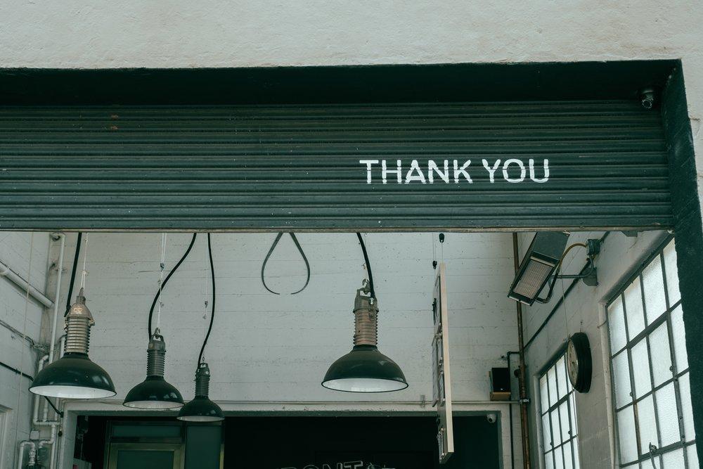 thank you feedback doula Toronto
