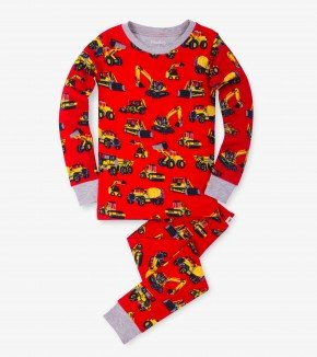 Hatley, Toronto, PJ Set, Heavy Duty Machines, $39.00, available  HERE .