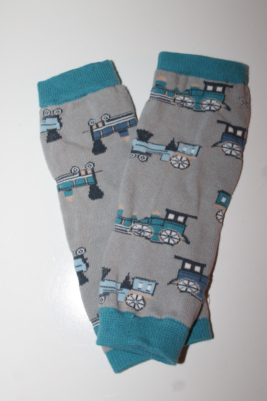 Merrily, Merrily, Toronto, Train Leg Warmers, $8.50, available  HERE .