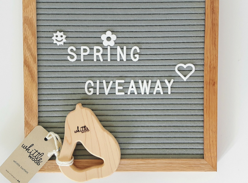 Spring Giveaway! birth doula in toronto