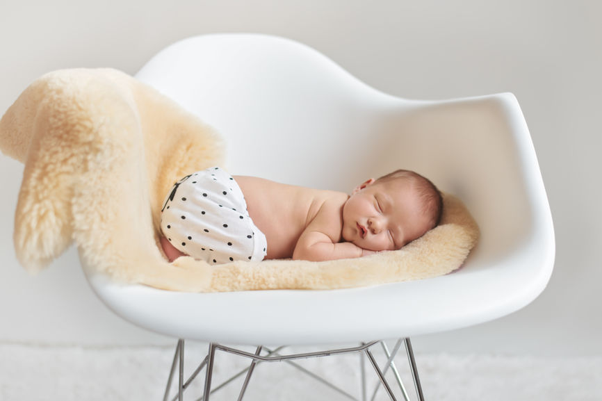 baby sleeping birth doulas birth shared care toronto cool chair.jpg