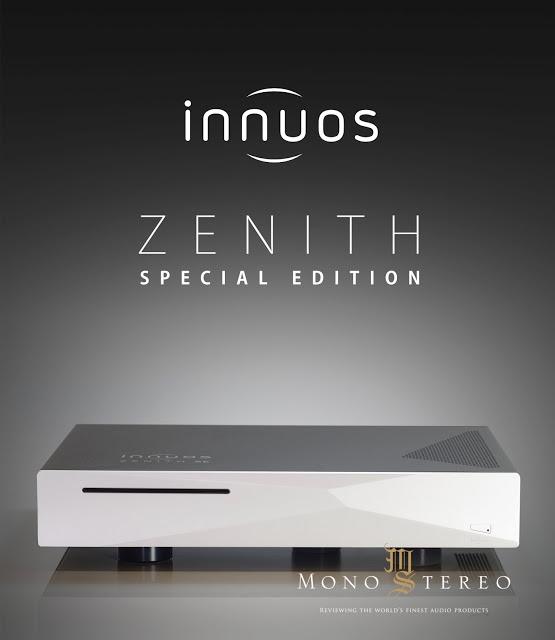 Innuos Zenith Statement Music Server