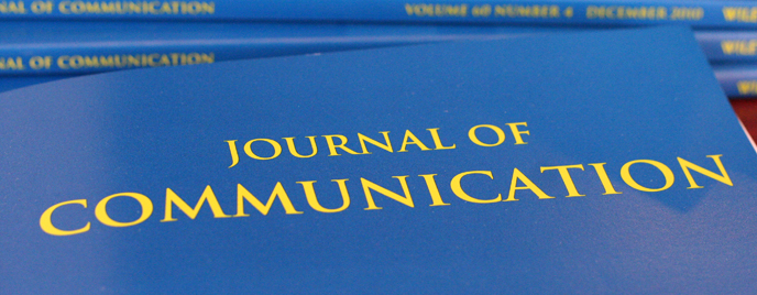 Cristian Vaccari, Andrew Chadwick and Ben O'Loughlin have a new article in the Journal of Communication