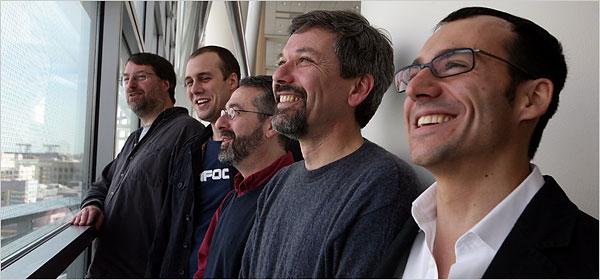 Steve Meretzky, Matteo Bittani, Warren Spector, Henry Lowood, Christopher Grant