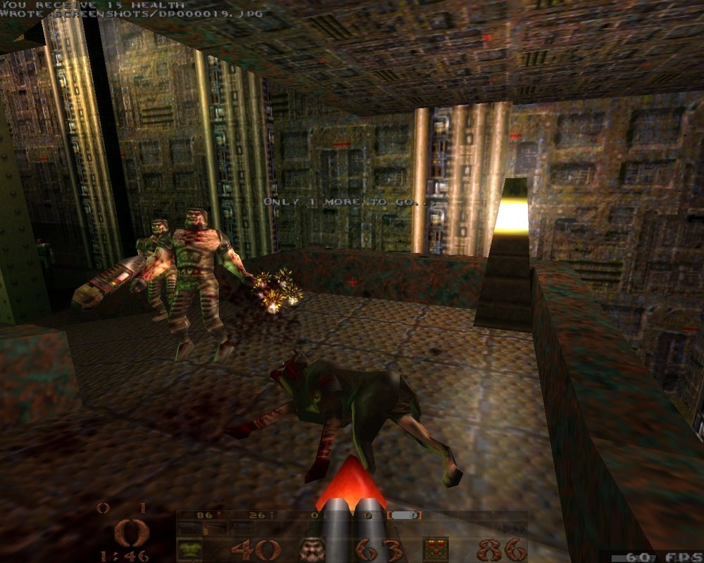 Quake 1's Player Speed
