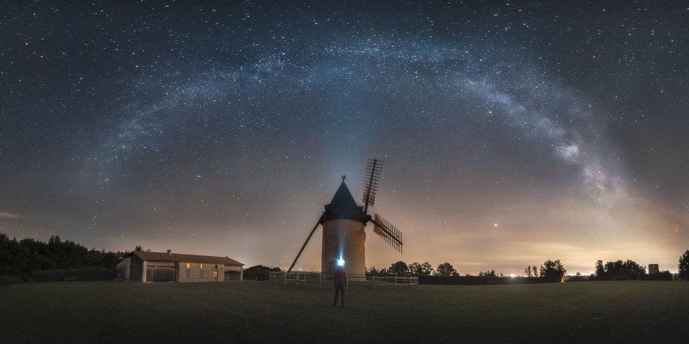 Windmill(ky way)