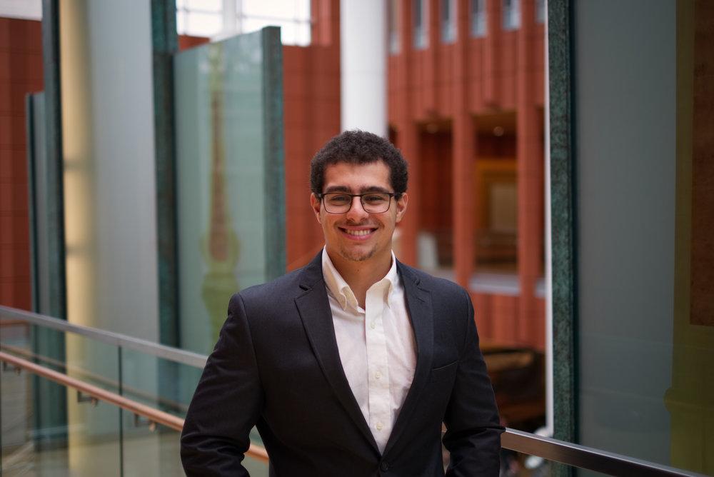Joe Mekhael, VP Internal Development