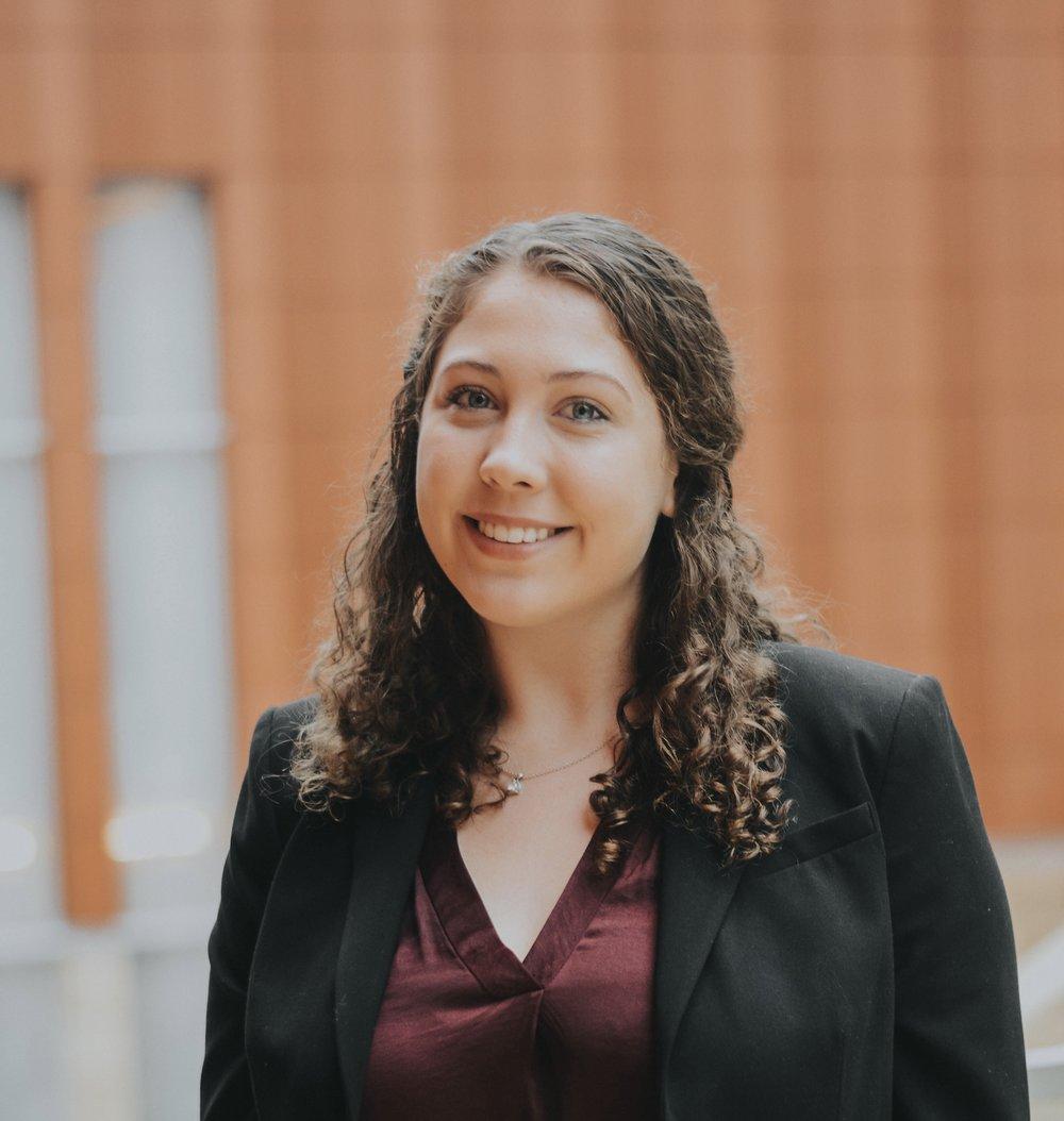 Caroline Schumb, VP Recruiting