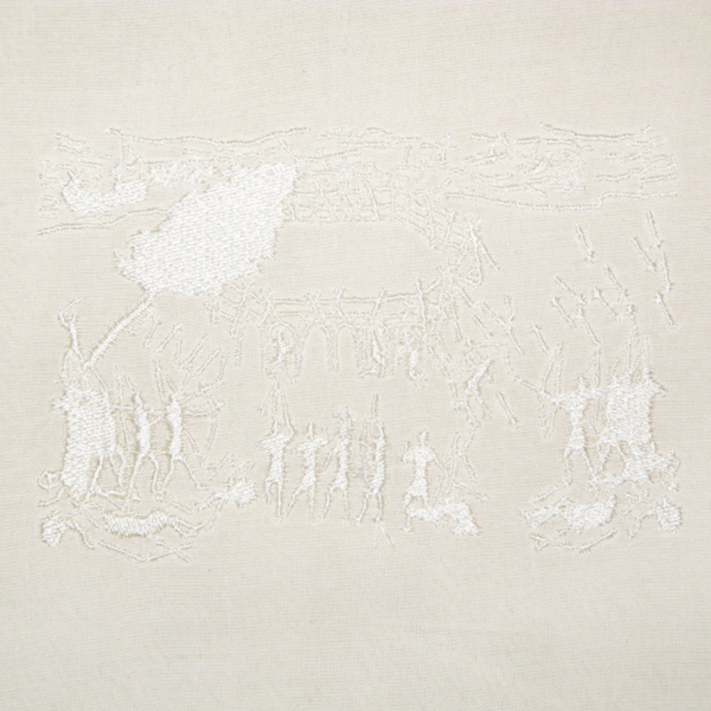 Whitework Battle, Untitled, 2009