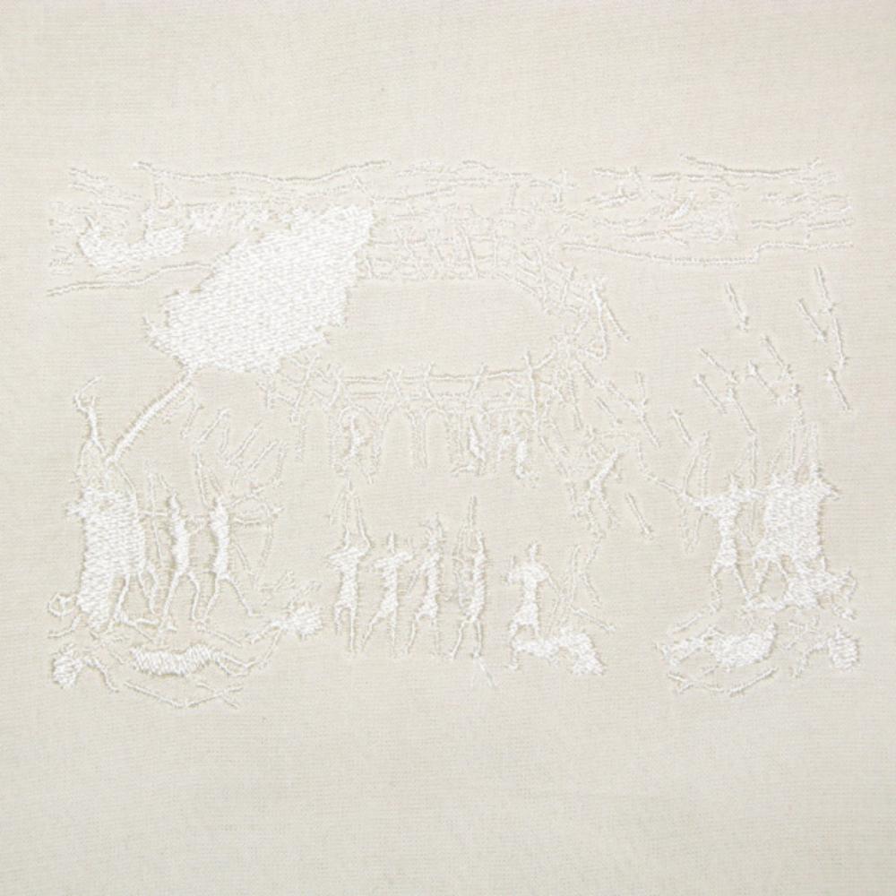 Whitework Battle, Untitled, 2009