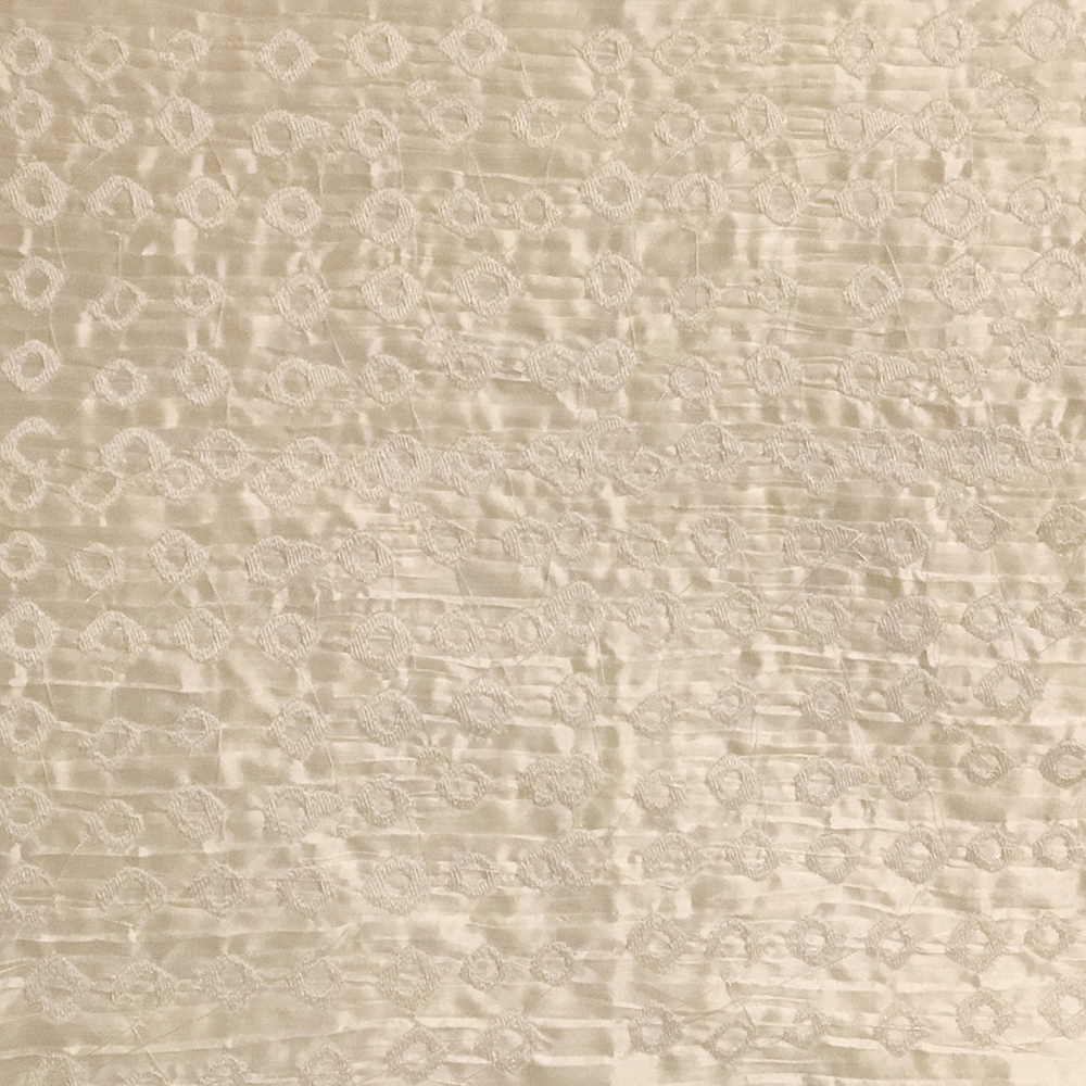 Fabric Fragment Digitized and Arranged by Chance #2, 2016 (detail)