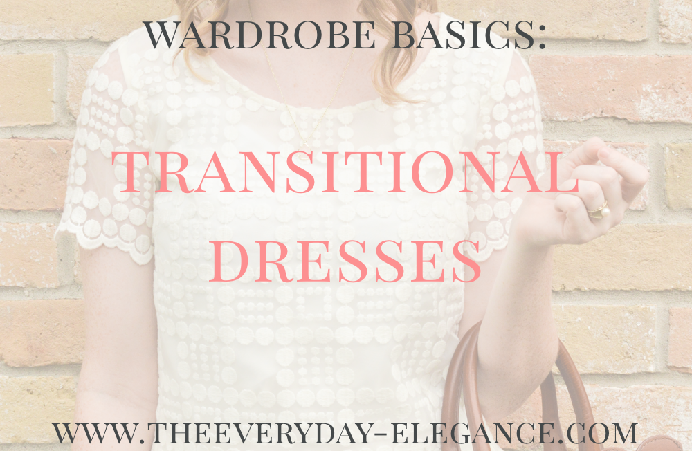 transitional dresses