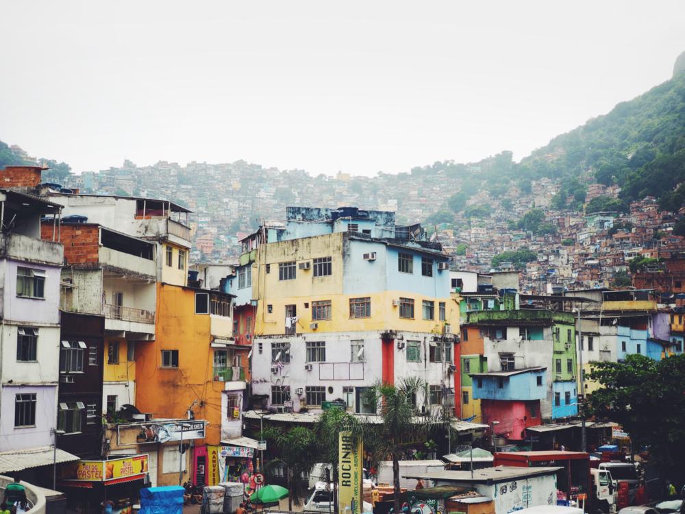 'Rochina,'Rio's largest favela