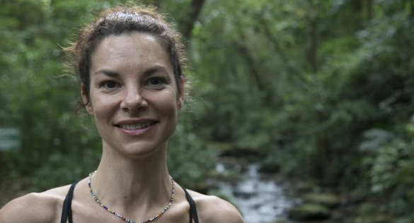 Gaia Vince, Author: Adventures in the Anthropocene