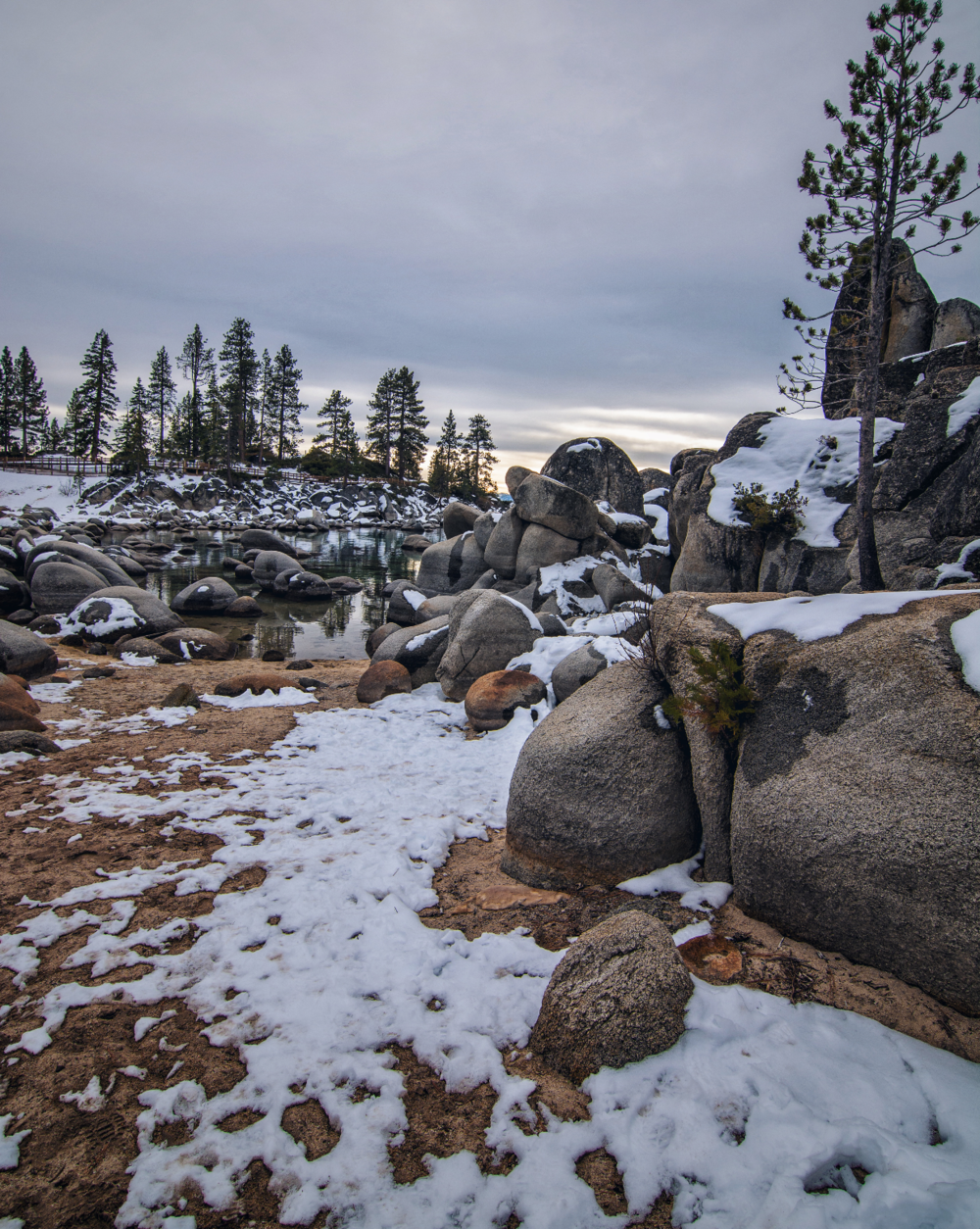 Even though it doesn't snow in Sacramento, I love the fact that you are still able to drive close enough to see the snow! I love Tahoe's scenery.  What's your favorite spot to explore in Tahoe? I'm always looking for adventure and new places to shoot!