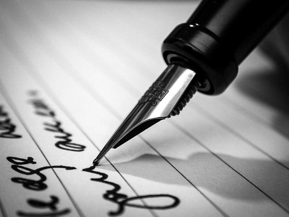 Jij bent de schrijver van jouw verhaal. Wees niet bang om creatief en origineel te zijn!