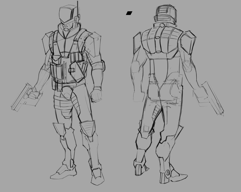 Cop Initial Concept