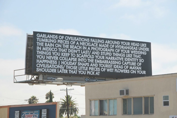 ABOVE THE STREETS  Robert Montgomery