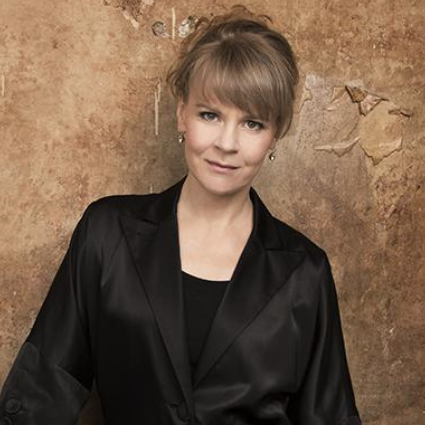 Conductor Susanna Malkki. Photo courtesy of Metropolitan Opera.