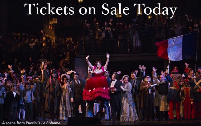 Metropolitan Opera Ad
