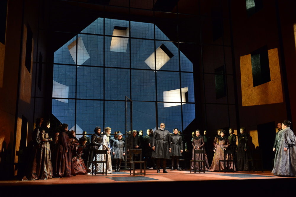 Don Carlo : photo by Kelly and Massa; courtesy of Washington National Opera.