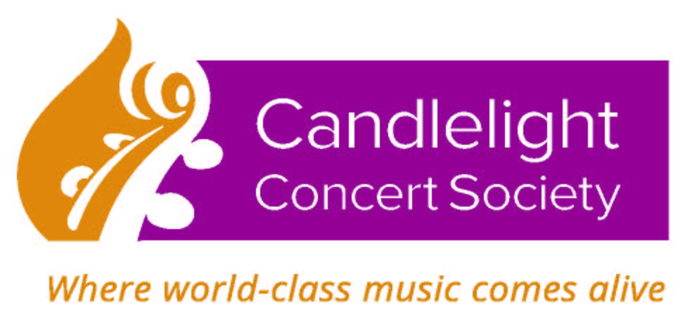 Logo courtesy of the Candlelight Concert Society