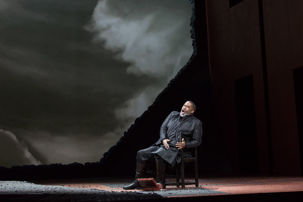 Bass-baritone Eric Owens (King Philip) in WNO's Don Carlo_credit Scott Suchman (3).JPG
