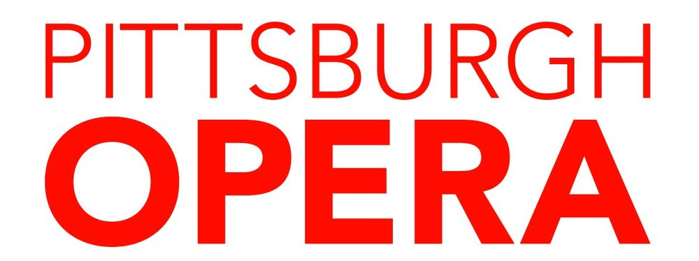 Pittsburgh Opera logo; courtesy of Pittsburg Opera.