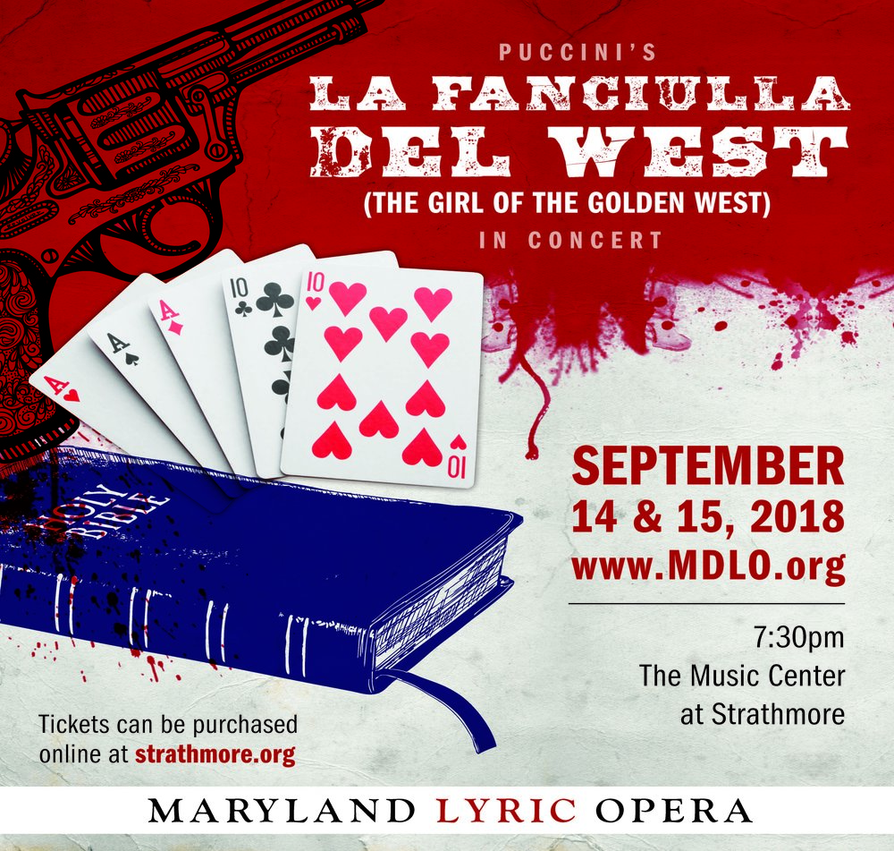 Poster courtesy of Maryland Lyric Opera.