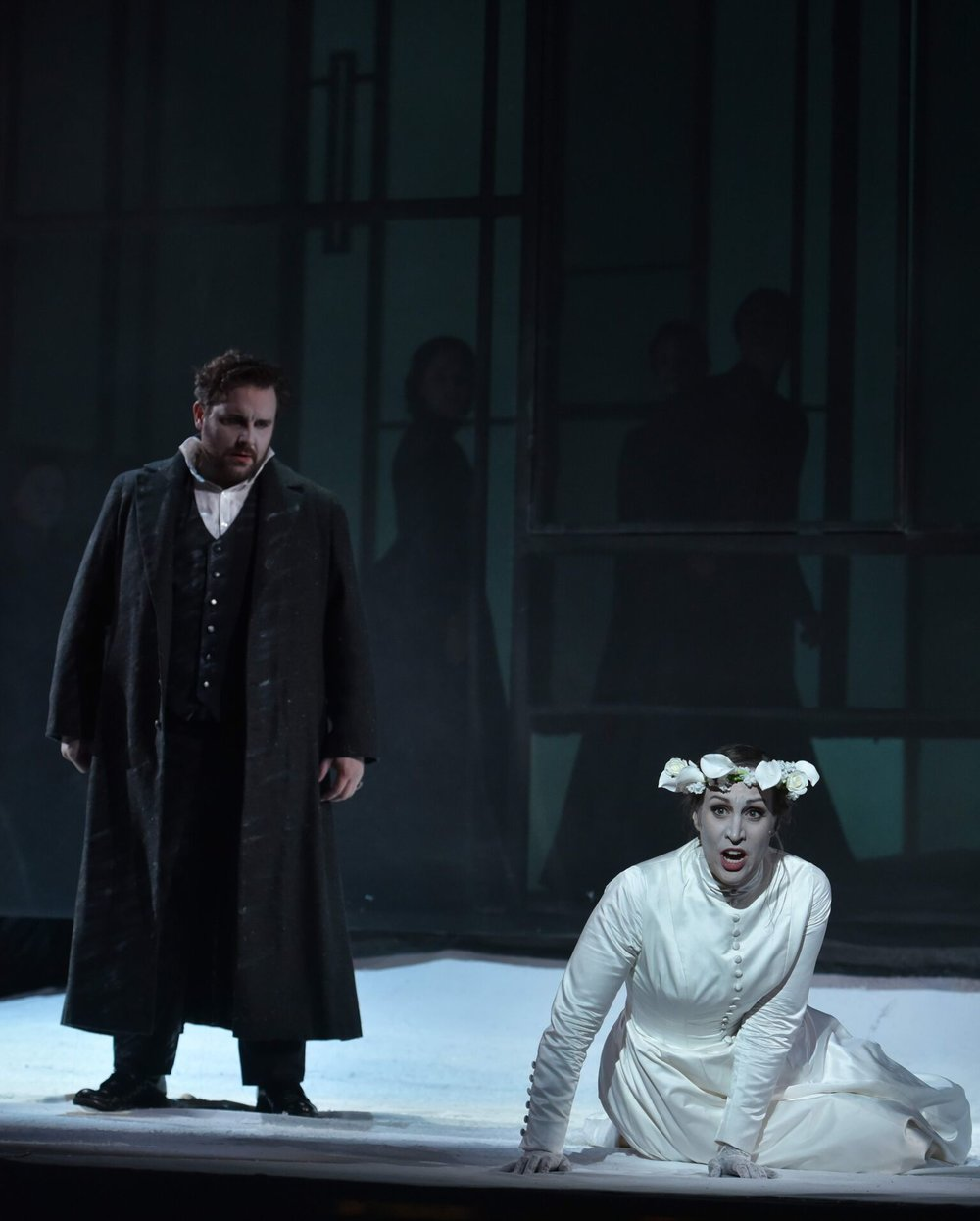 Kim Jong Il staged the opera Eugene Onegin 08.06.2009 56