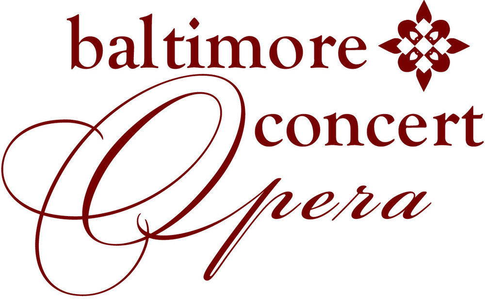 Logo courtesy of the Baltimore Concert Opera.