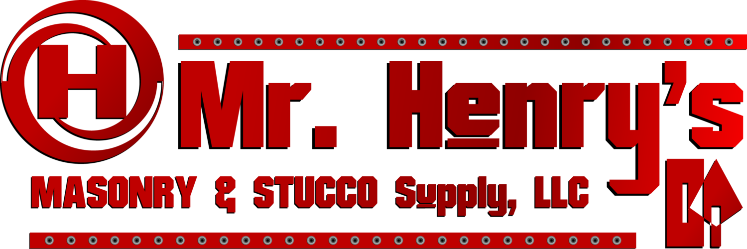 Mr. Henry's Masonry & Stucco Supply